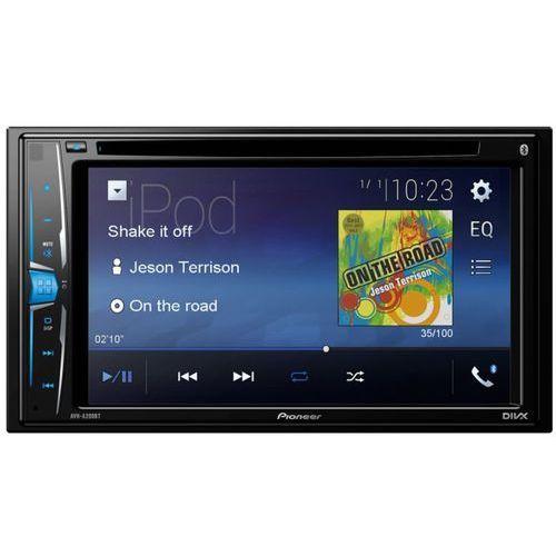 Radio samochodowe PIONEER AVH-A200BT, AVH-A200BT