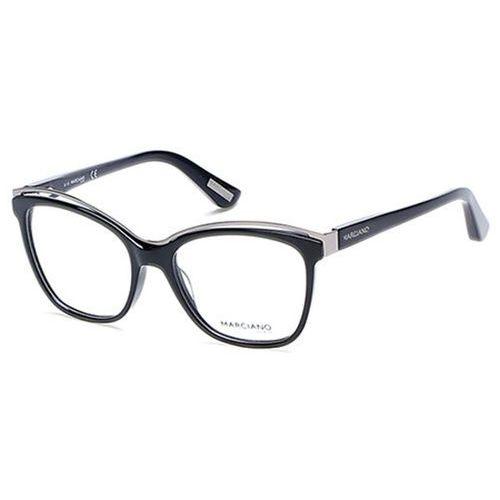 Okulary Korekcyjne Guess GM 0276 001