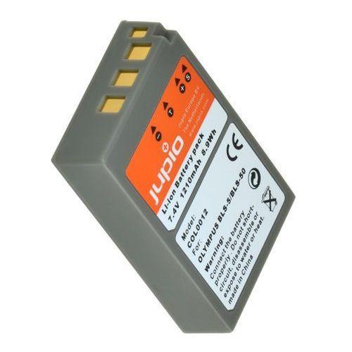 Akumulator JUPIO COL0012 Olympus BLS-5/BLS-50, COL0012