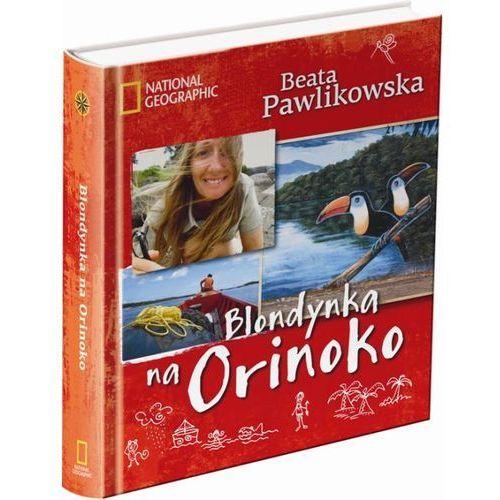 Blondynka na Orinoko (9788375965308)