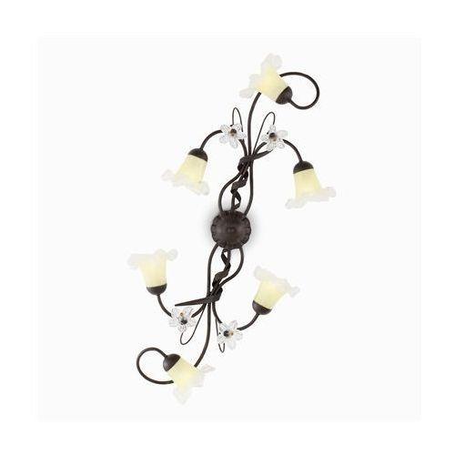Lampa sufitowa tirol pl6, 24493 marki Ideal-lux
