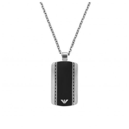 Naszyjnik Emporio Armani EGS1921040 Oryginalna biżuteria EA (4053858213944)