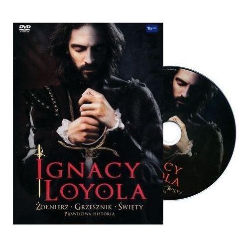 Praca zbiorowa Ignacy loyola. żołnierz. grzesznik. święty. film dvd