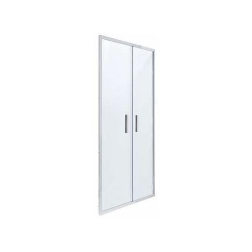 Roca Drzwi prysznicowe składane town 80 x 195