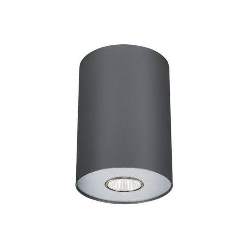 Downlight LAMPA sufitowa POINT L 6008 Nowodvorski metalowa OPRAWA spot tuba grafitowa (5903139600897)