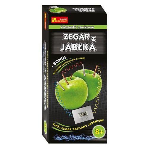 Ranok-creative Zegar z jabłka