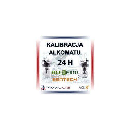 Alkohit Kalibracja alkomatów (adiustacja) marki model x10 z certyfikatem adiustacji alkomatu