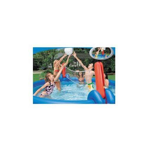 Nadmuchiwany plac zabaw dla basenów easy set, marki Intex