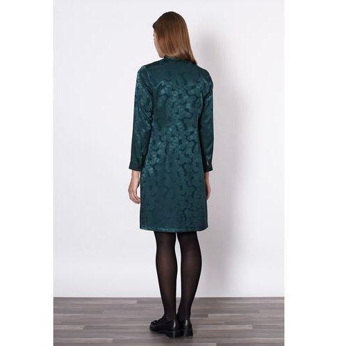 Click fashion Sukienka Model Belize 20610 Green, zielona