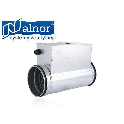 Alnor Nagrzewnica elektryczna kanałowa 160mm 2,0kw (230v) (hde-160-2,0) (5901829425164)