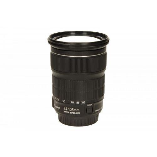 Canon Zoom obiektyw EF 24-105mm f/3.5-5.6 IS DARMOWA DOSTAWA DO 400 SALONÓW !! (4549292010176)