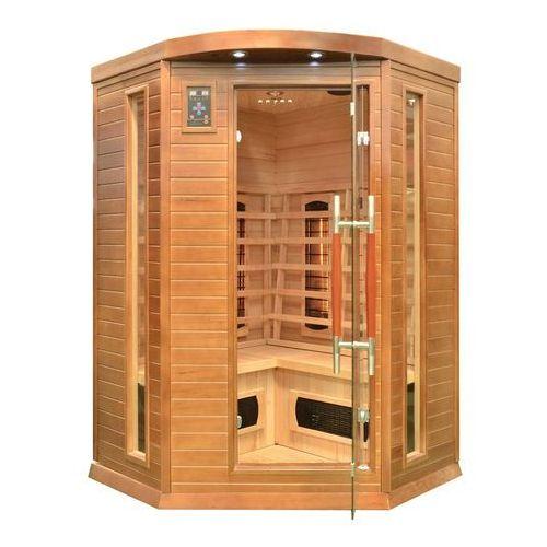 Home&garden Sauna infrared z koloroterapią dh2c gh (5904730242929)