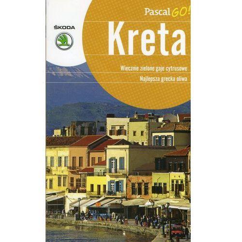 Pascal GO! Kreta Przewodnik, pozycja wydana w roku: 2014