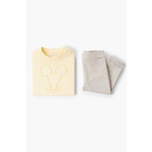 - piżama dziecięca ratoli 62-80 cm marki Mango kids