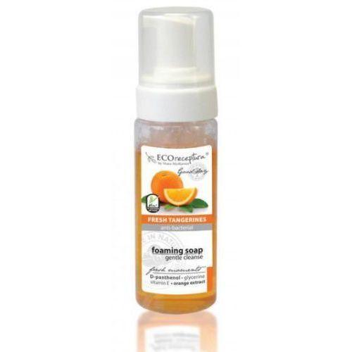 Stara mydlarnia Eco receptura fresh tangerines - pianka do mycia twarzy 180 ml