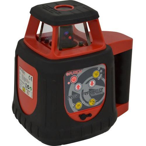 Futech poziomica laserowa obrotowa red racer, 050.01.1e (5400099100684)