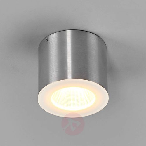 Helestra lampa sufitowa LED Aluminium, 1-punktowy - Nowoczesny/Design - Obszar wewnętrzny - Badezimmer - Czas dostawy: od 4-8 dni roboczych (4022671100953)