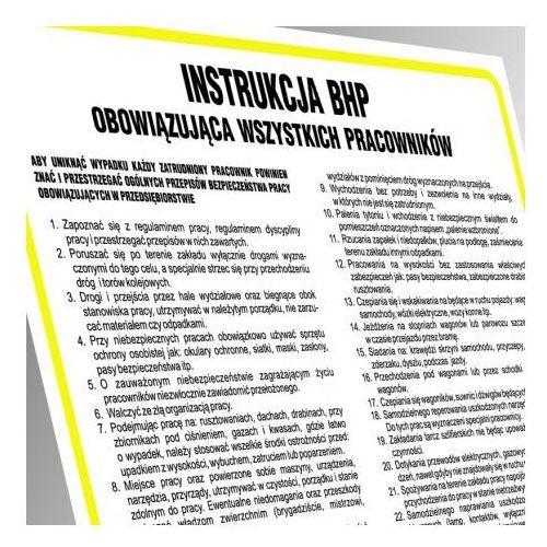 Instrukcja BHP mycia i odkażania rąk w szpitalach, IAX10-DN-C-N