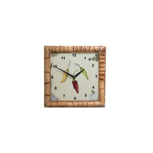 Zegar kwarcowy natura #7, ECO7