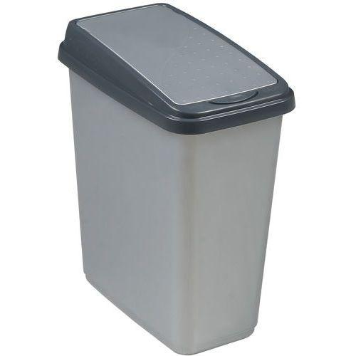 kosz na śmieci, wąski, 10 l marki Keeeper