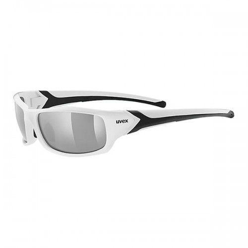 okulary sportstyle 211 pola (s3) białe marki Uvex