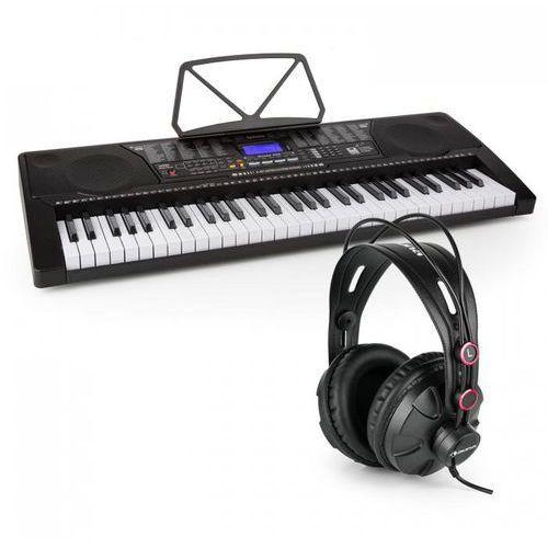 Schubert etude 225 usb keyboard do nauki gry ze słuchawkami 61 klawiszy marki Elektronik-star