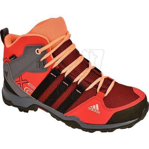 Adidas Buty trekkingowe  ax2 climaproof mid shoes jr aq4127