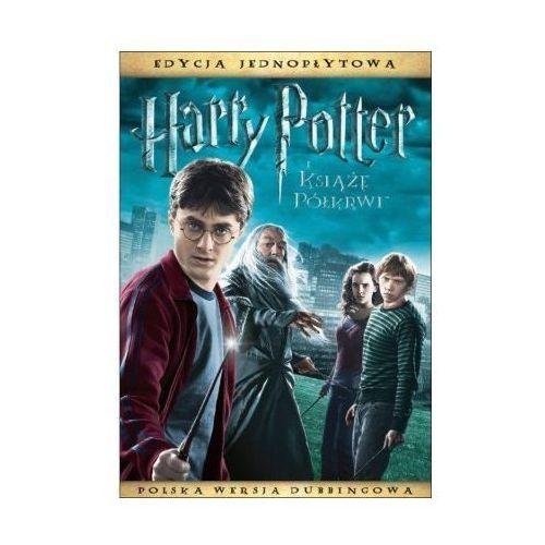 Galapagos films Harry potter i książę półkrwi (7321910225134)