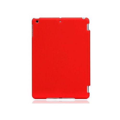 Etui Back Cover do Apple iPad Air Czerwone matowe - Czerwony, kolor Czerwony