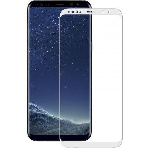Szkło hartowane Mocolo 3D Full Cover Tempered Glass Samsung Galaxy S8 Plus White (2000050593017)