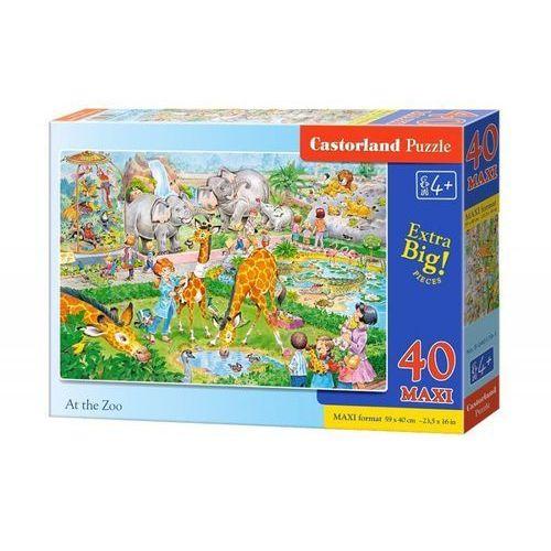 40 ELEMENTÓW Maxi Zoo (5904438040179)
