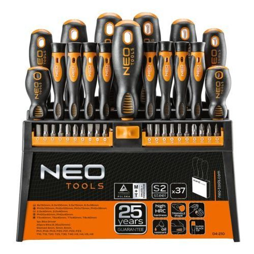 Neo tools 04-210 37szt. - produkt w magazynie - szybka wysyłka!