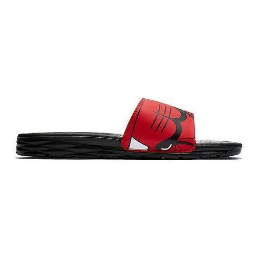 Klapki benassi solarsoft nba - 917551-600 marki Nike