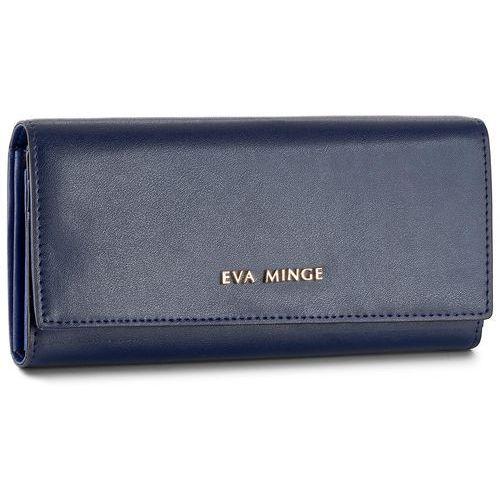 Duży portfel damski - soledad 2r 17nb1372181ef 107 marki Eva minge