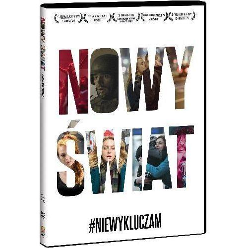 Nowy Świat (DVD) - Elżbieta Benkowska, Łukasz Ostalski, Michał Wawrzecki