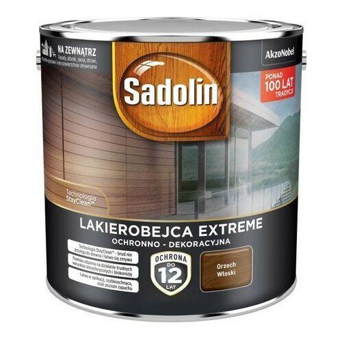Lakierobejca do drewna EXTREME 2.5 l Orzech Włoski SADOLIN