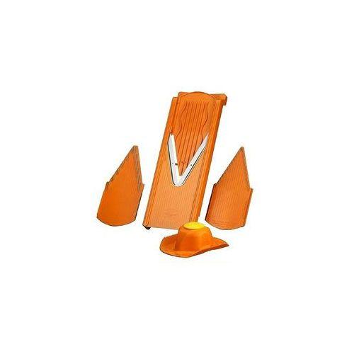 Szatkownica z uchwytem 5x13x37cm v3 pomarańczowa marki Borner