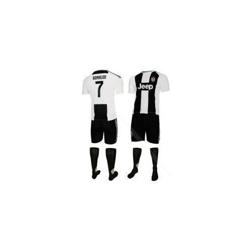 Fabrik Ronaldo - juventus turyn - komplet piłkarski - koszulka, spodenki + skarpety bs sport