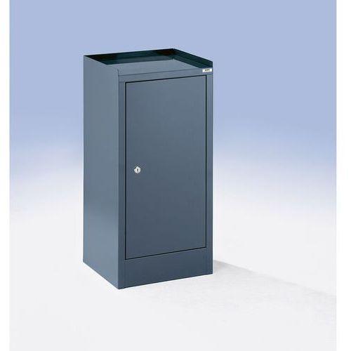 Szafa na narzędzia,z 1 szufladą, 2 półki, wys. x szer. x gł. 750 x 350 x 350 mm marki Quipo