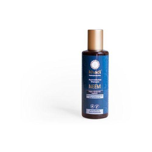 Khadi Przeciwłupieżowy szampon z neem - (8906026910335)