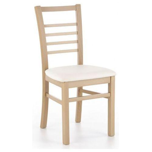 Krzesło drewniane loren - dąb miodowy marki Elior.pl