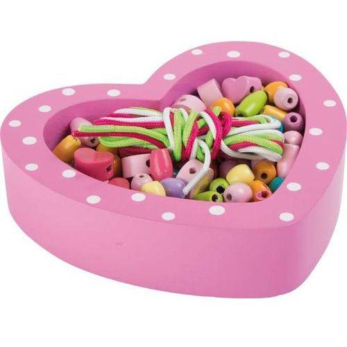 Zestaw do robienia biżuterii z koralików - zabawki kreatywne dla dzieci