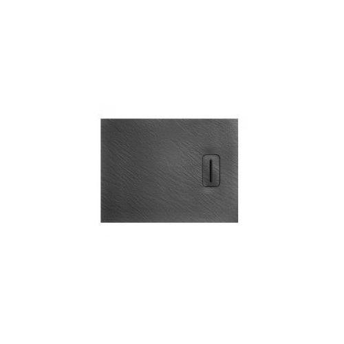 STONE Brodzik prostokątny 120x80x4 + syfon, kamienny, REA-K5302