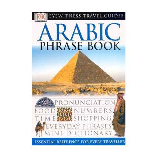 Arabskie rozmówki Dorling Kinderslay Arabic Phrasebook, oprawa miękka
