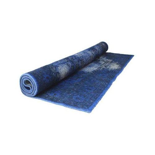 HK Living Dywan barwiony niebieski, 120x180cm TAP0819