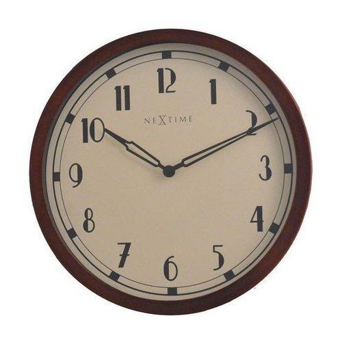 Zegar ścienny Royal Nextime 26 cm (3054) (8717713006343)
