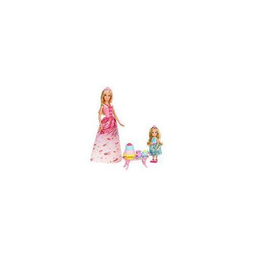 Barbie s�odki podwieczorek w krainie s�odko�ci dreamtopia mattel