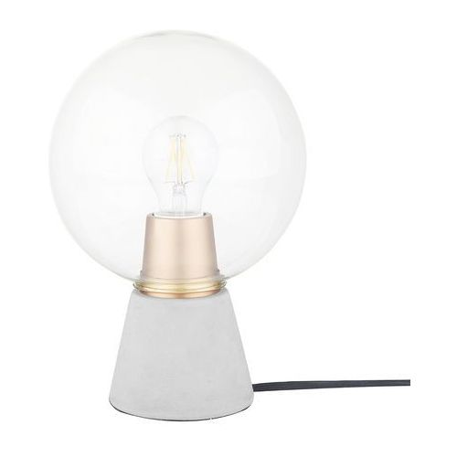 Lampa stołowa szara 29 cm ARVE (4251682201230)