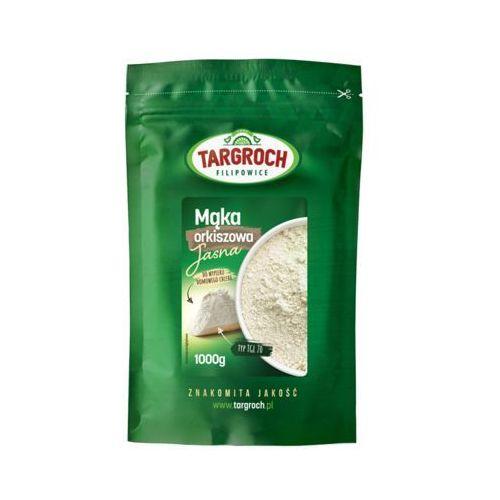 Targroch 1kg mąka orkiszowa - jasna