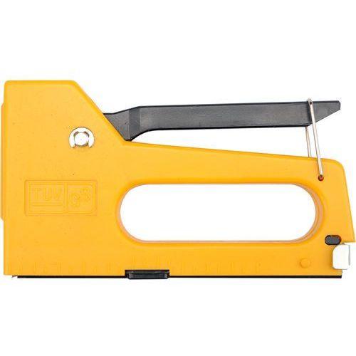 Zszywacz tapicerski 4 - 8mm korpus plastikowy Vorel 71000 - ZYSKAJ RABAT 30 ZŁ (5906083710001)